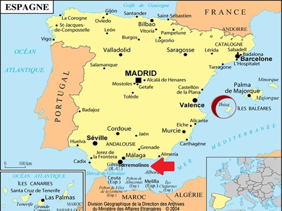 Dimanche : Torremolinos 12h00 : Arrivée à Torremolinos Installation et repas à l'hôtel Temps de repos Départ pour Marbella : visite Puerto Banus et du