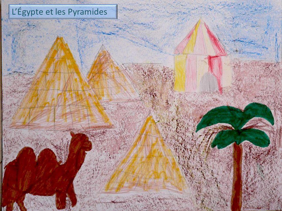 L'Égypte et les Pyramides