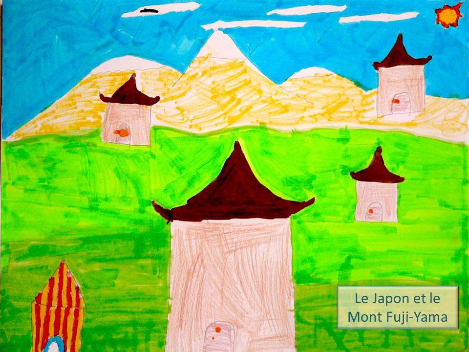 Le Japon et le Mont Fuji-Yama