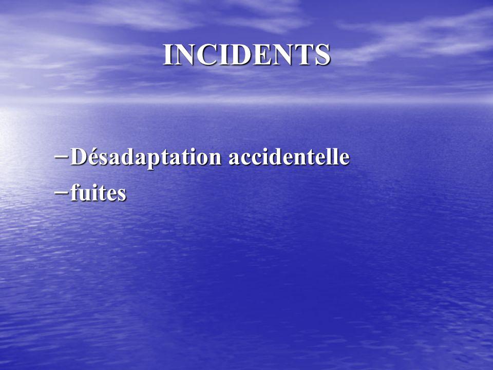 RECOMMANDATIONS – Ne jamais déconnecter – Désinfection mains avant manipulation – collecteur d 'urines toujours en déclive – faire boire (1,5 à 2l) –