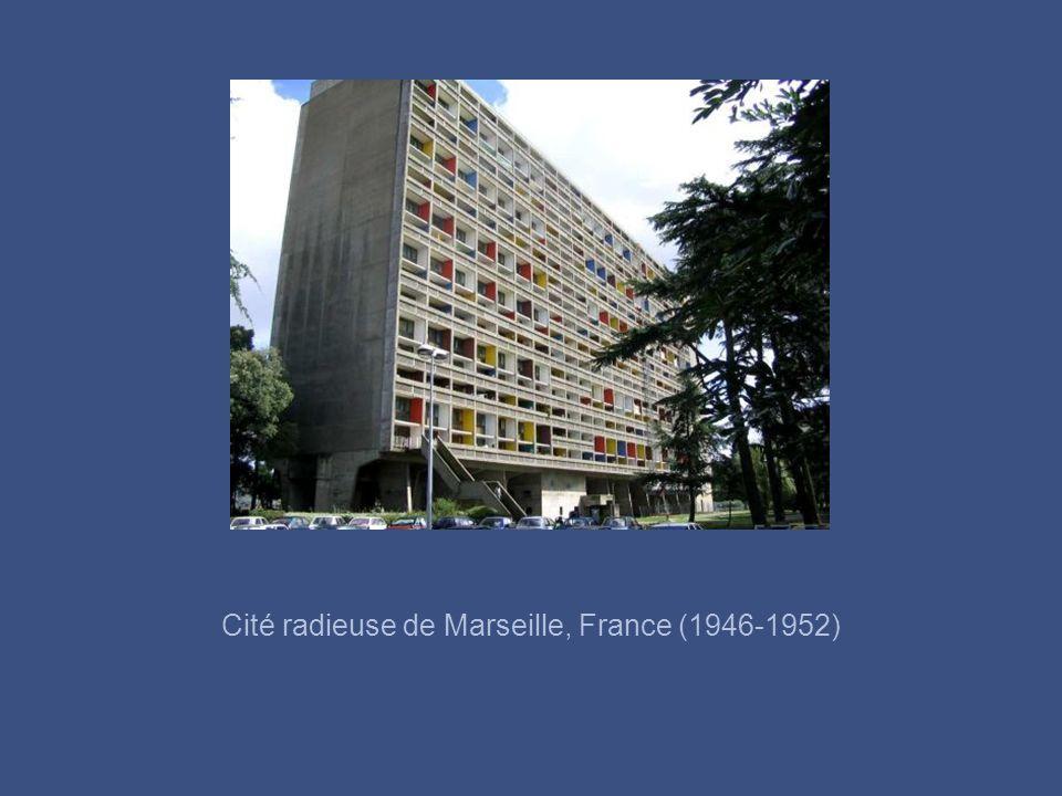Immeuble CLARTE, Genève, Suisse (1931-1932)