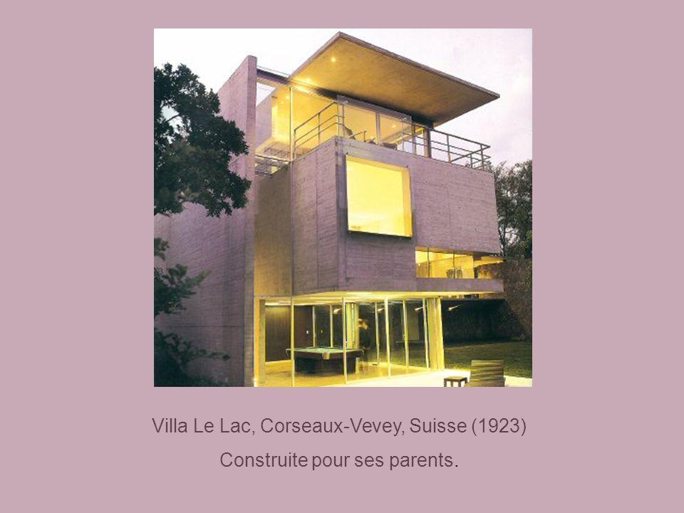 « Le travail de l architecte, c est formuler les problèmes avec clarté.