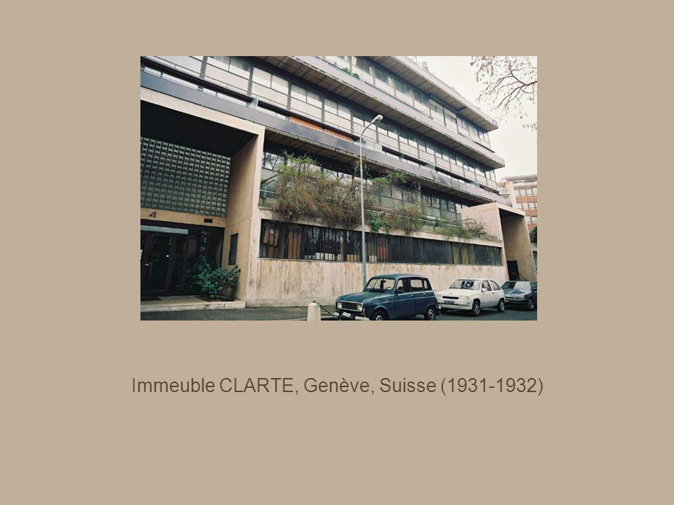 Couvent de La Tourette, Éveux, Rhône, France (1959)