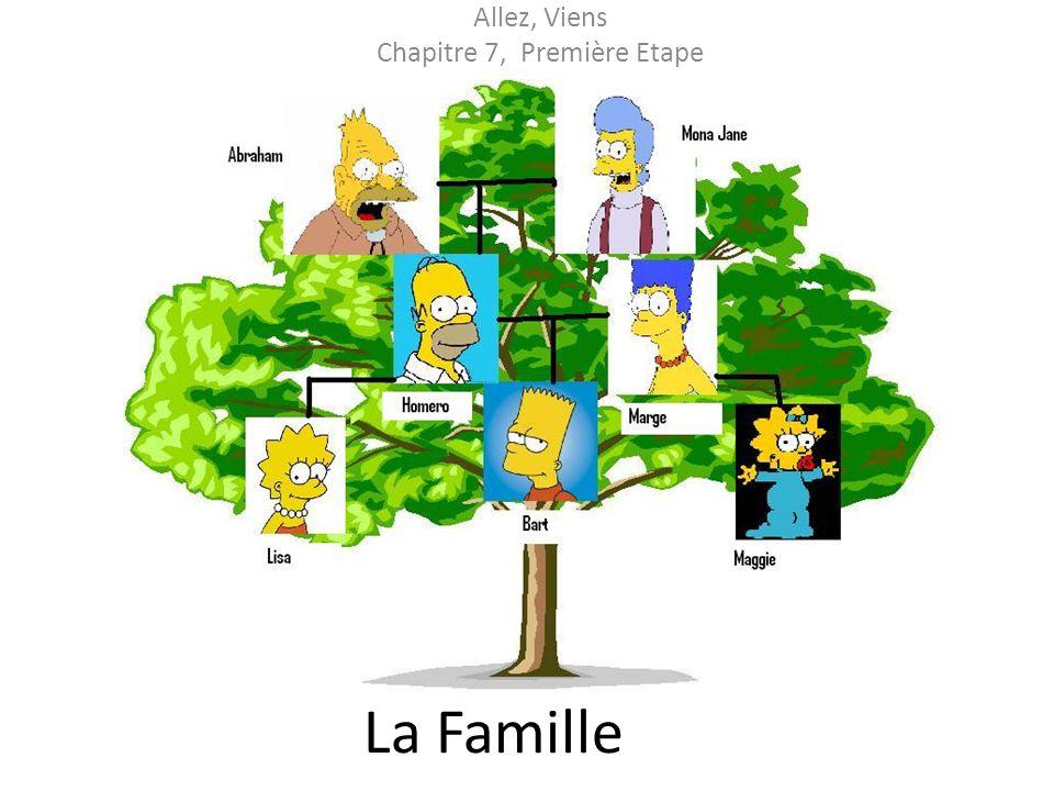 La Famille Allez, Viens Chapitre 7, Première Etape