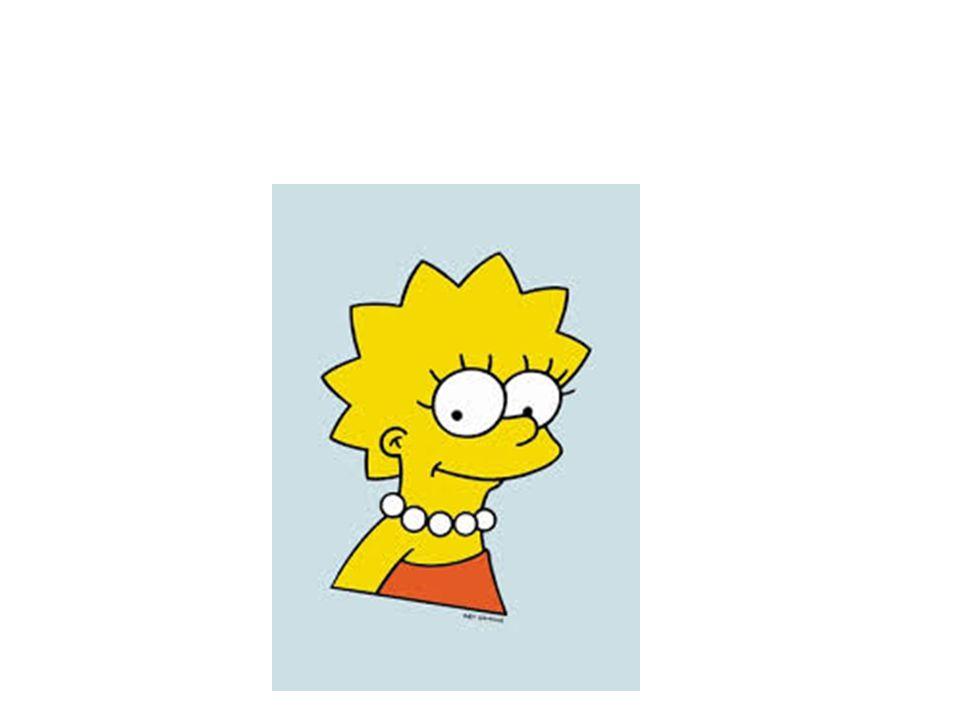 Lisa est la grande soeur