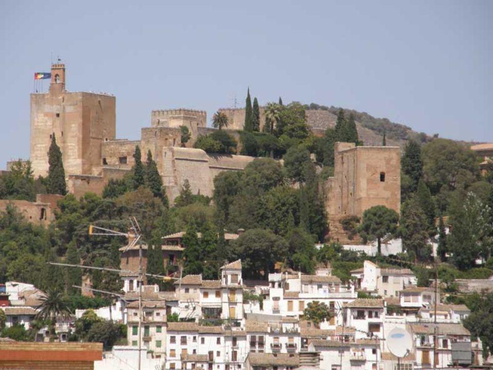 C'est la partie la plus ancienne de l'Alhambra, reconstruite sur les ruines d'un château du IXème siècle. Nous devons l'ensemble actuel à Mohamed I qu
