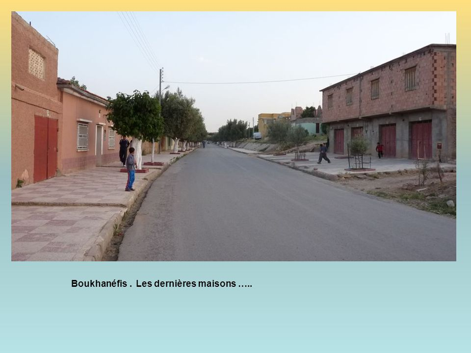 Boukhanéfis. Maison Julien Robertino.