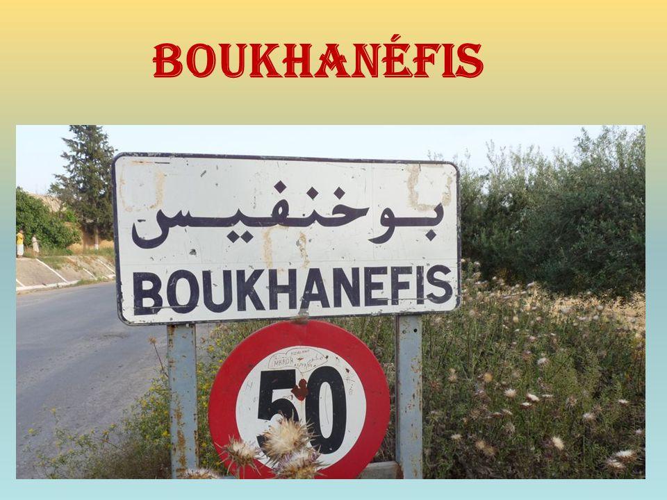 Boukhanéfis. Au revoir …..