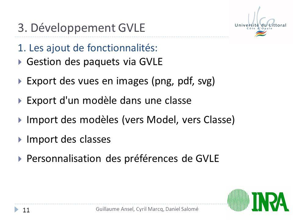 3.Développement GVLE 1.