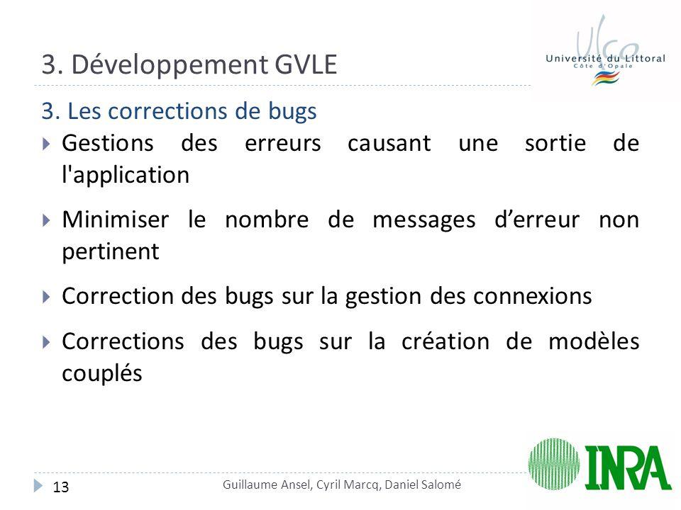 3.Développement GVLE 3.