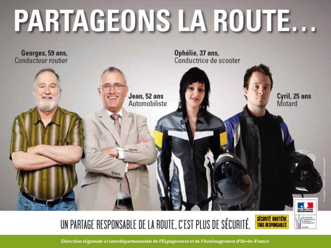 Direction Régionale et Interdépartementale de l Équipement et de l Aménagement d Ile-de-France Direction régionale et interdépartementale de l'Equipement et de l'Aménagement d'Ile-de-France