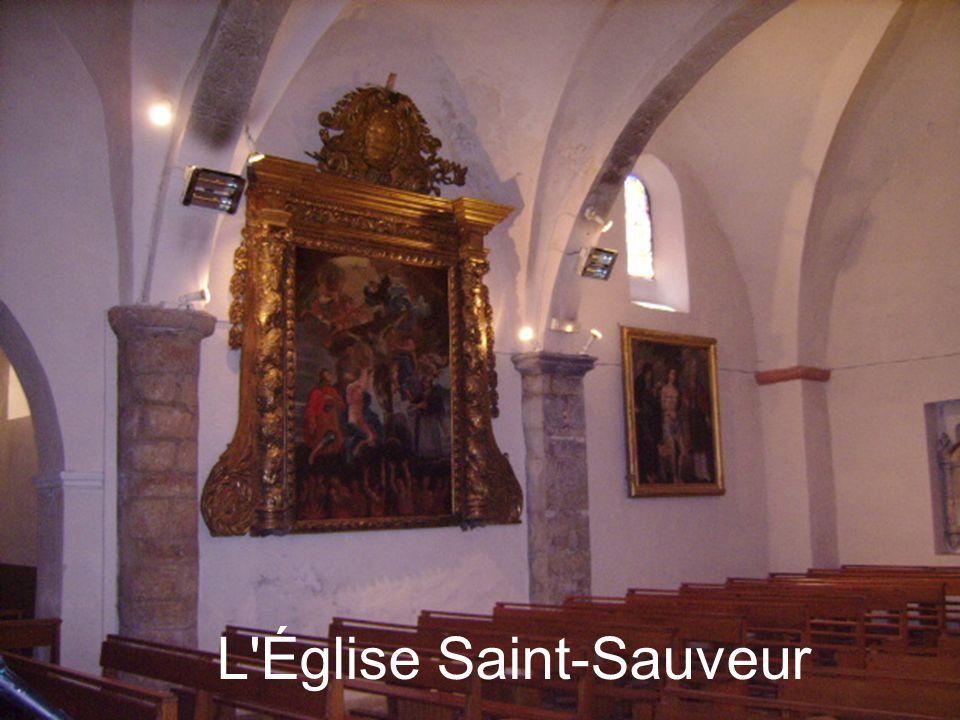 L Église Saint-Sauveur