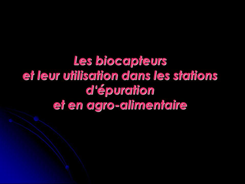 Introduction Les biocapteurs allient plusieurs technologies comme par exemple la biologie moléculaire, la microélectronique, l optique, l informatique.