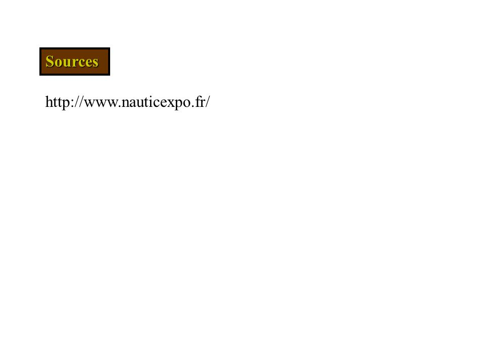 Sources http://www.nauticexpo.fr/