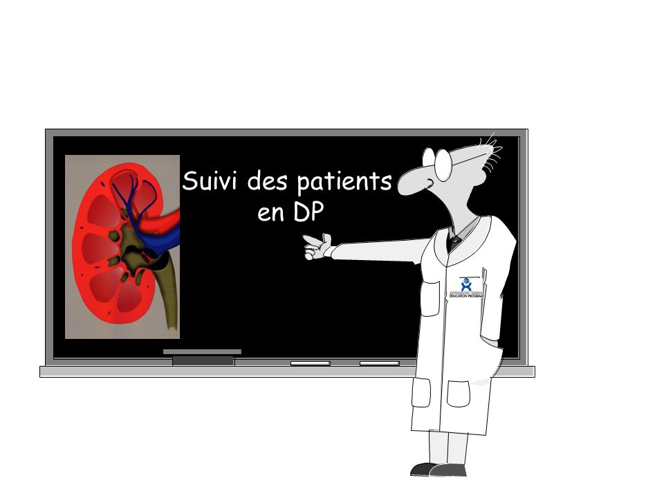 Suivi des patients en DP
