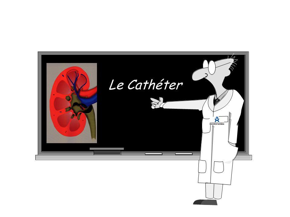 •Le geste est effectué sous anesthésie générale •Il est posé par : - le néphrologue ( rare ) - un chirurgien formé la technique de pose par laparotomie ++ La pose du cathéter