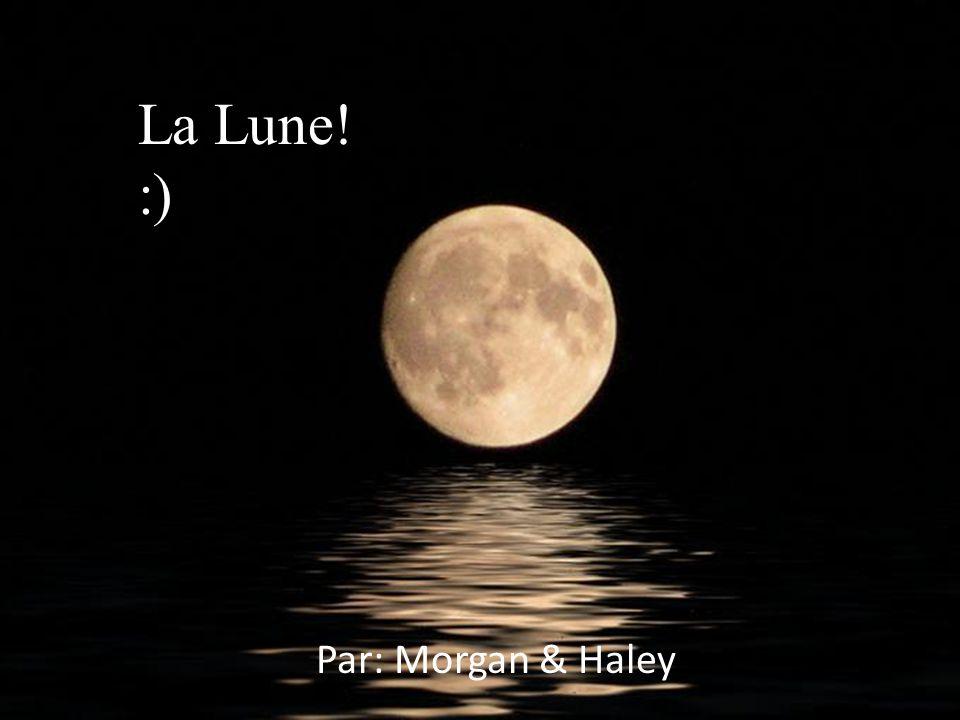 La Lune?.• La Lune est comme le Soleil de la nuit.