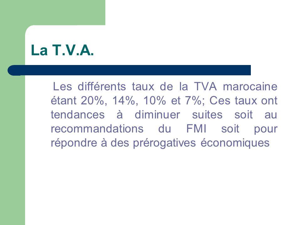 La T.V.A.
