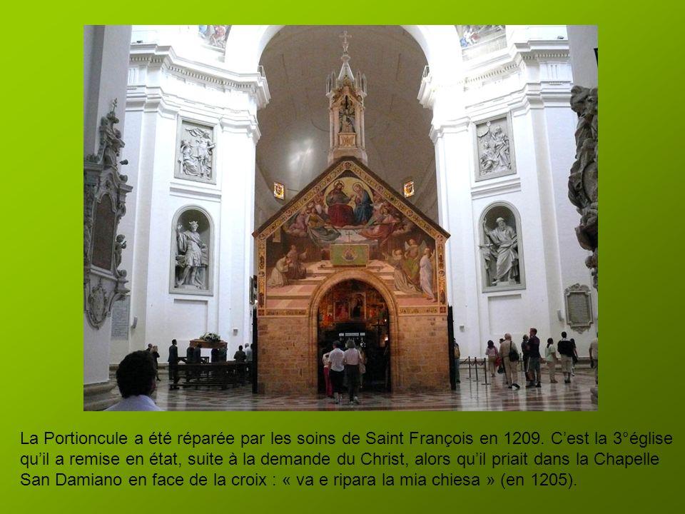 Une rencontre est prévue avec un Franciscain (le Frère Mattéo) après la visite des lieux puis nous aurons la messe concélébrée par les 4 prêtres qui n