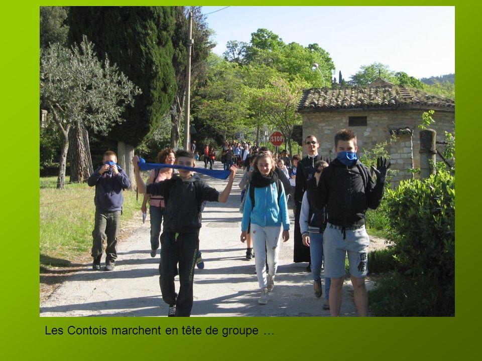 Premier but : San Damiano …