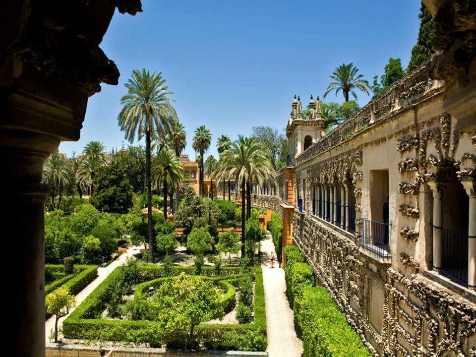 Gardens of Alcázar
