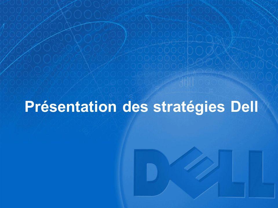 Présentation des stratégies Dell