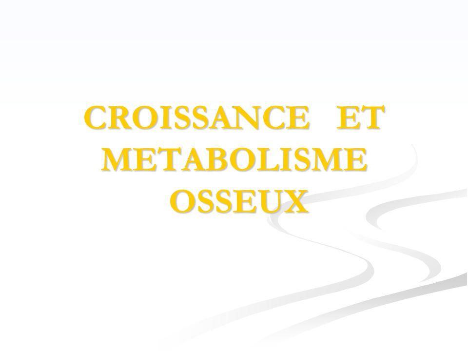 LES CELLULES  Les ostéoblastes  Cellules cuboïde, vésiculeuse  Synthétise les fibres collagène et les protéoglycanes  Contrôle le processus de minéralisation de la matrice extracellulaire (production de matrice osseuse)