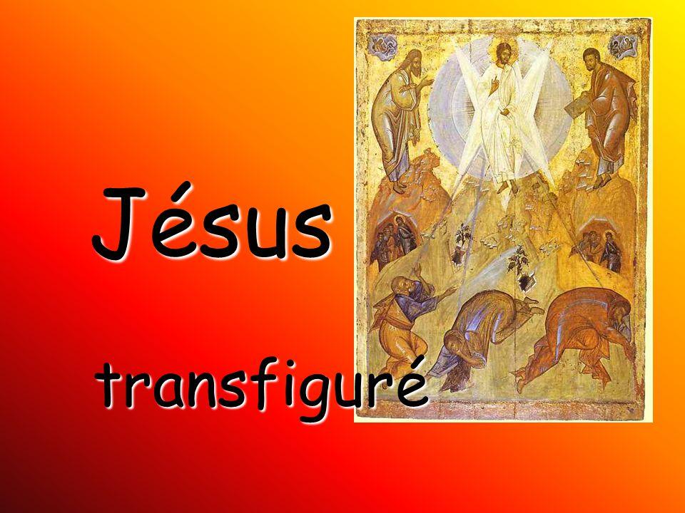 Jésus transfiguré