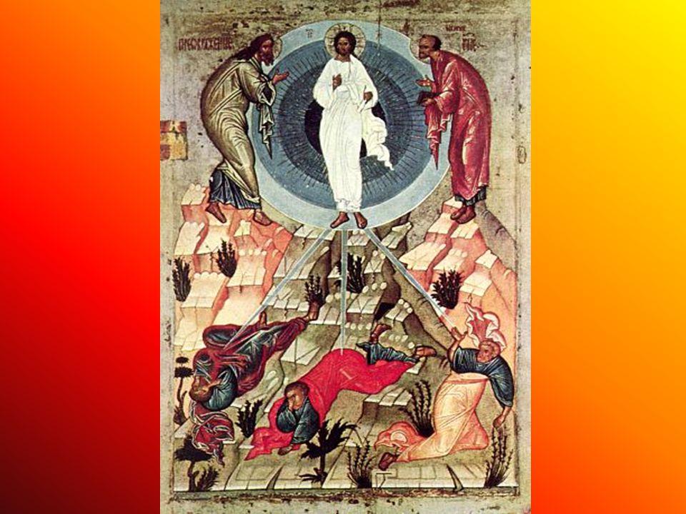 Par sa Transfiguration Jésus nous montre que Passion et Résurrection sont liées. La Croix mène à la Vie !