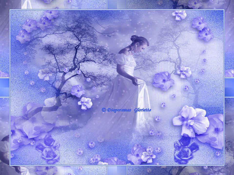 La berceuse du bonheur Qui réchauffe les cœurs, Elle a la douceur d'une fleur Et ses paroles sont joyeuses. Ma mère me chantait: Ferme tes jolis yeux