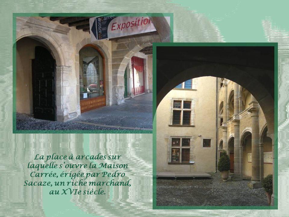 En 1120, un village dépeuplé fut acheté par des moines.
