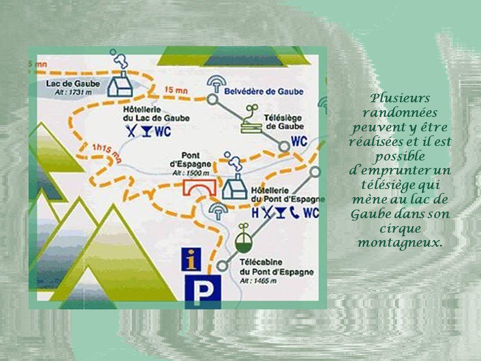 En traversant Cauterets, pour se rendre sur le site de Pont d'Espagne, quelque sept km plus loin.