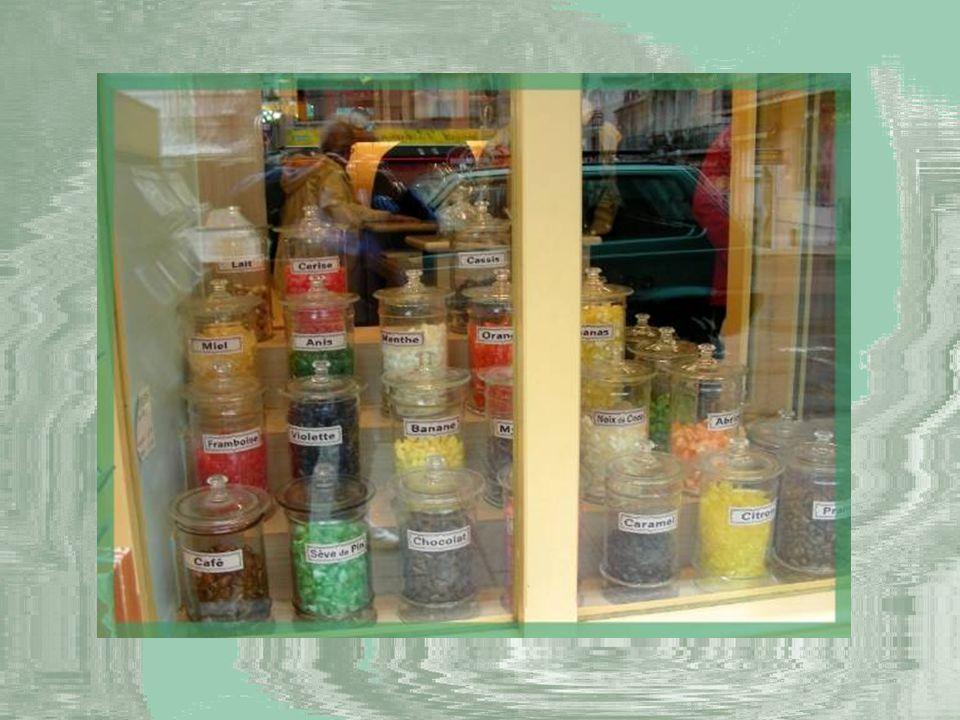 Une petite spécialisation s'est développée dans la localité : la fabrication des berlingots.