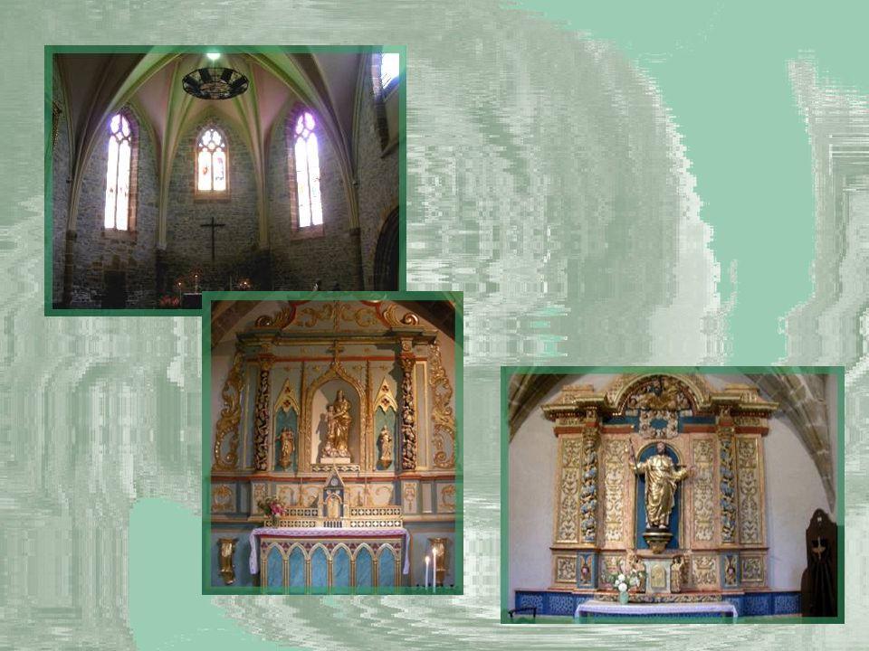 … et son église.