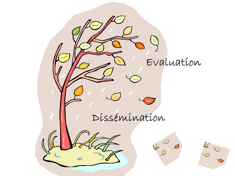 Dissémination Evaluation