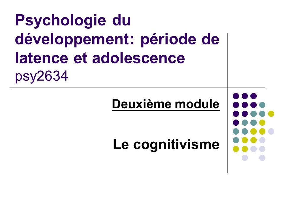 1.Qu'est-ce que la cognition.