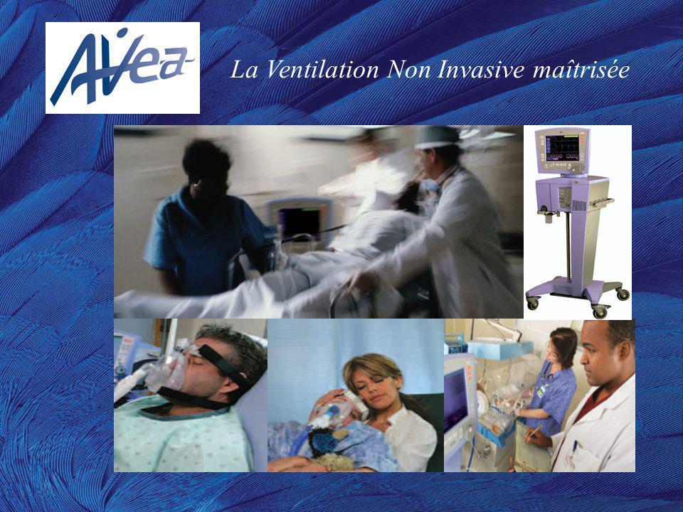 Laurent Weiler La Ventilation Non Invasive maîtrisée