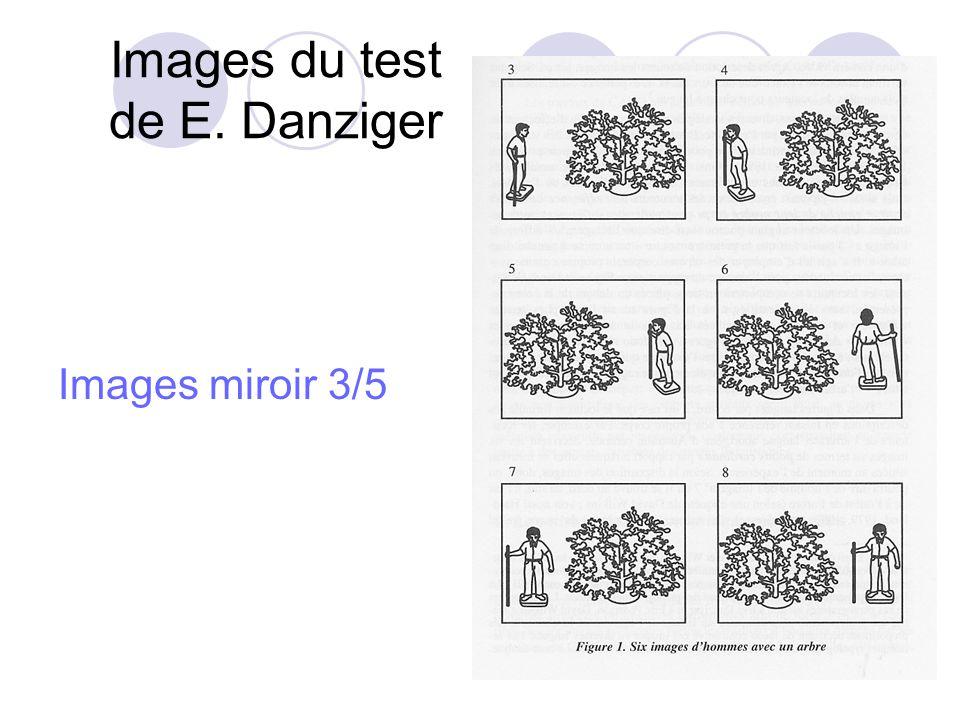 Images du test de E. Danziger Images miroir 3/5