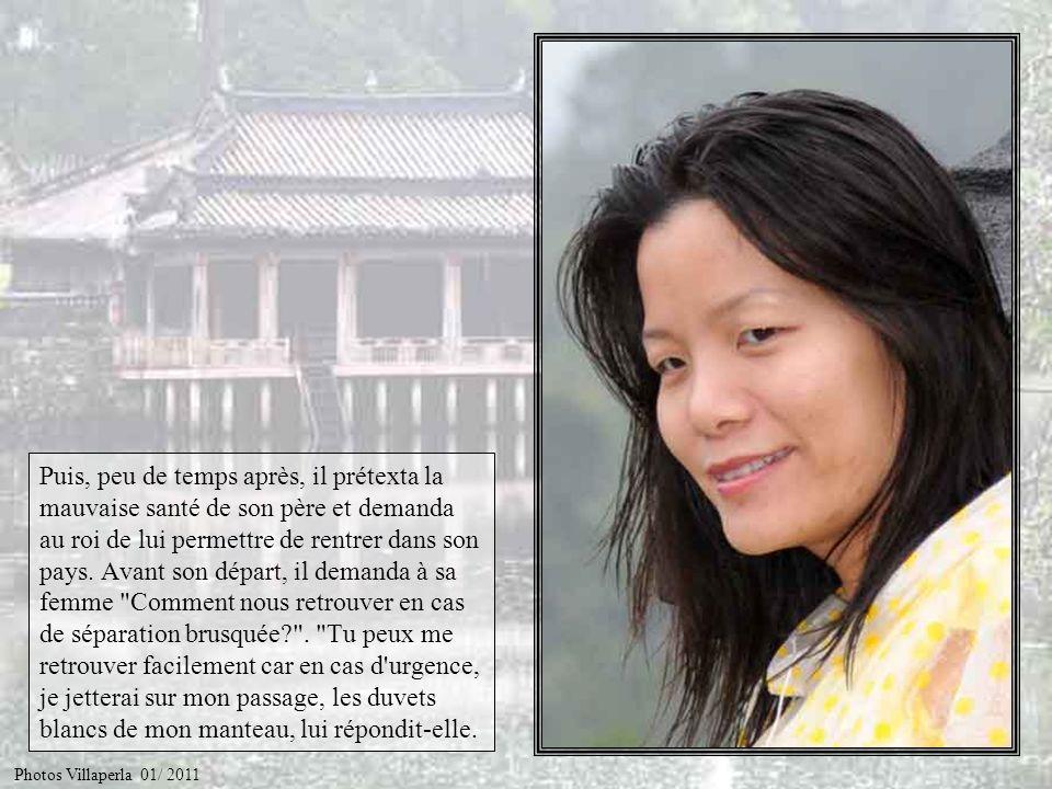 Malgré l'affection et l'amour qu'il portait à sa femme My Chau, il ne perdait pas de vue la mission dont l'avait investi son père: neutraliser l'arme