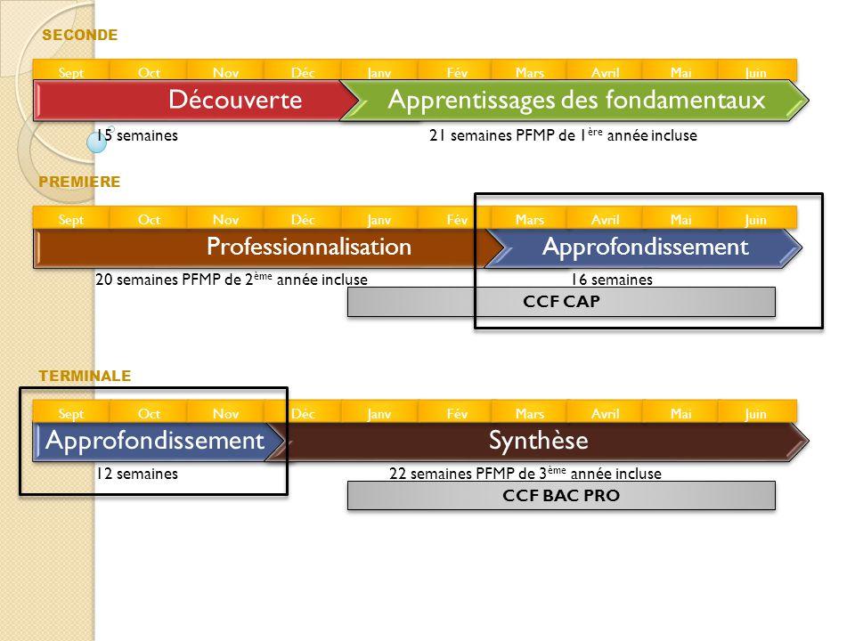 Approfondissement Objectifs : • Conforter les compétences professionnelles de niveau 5 en vue de la certification.