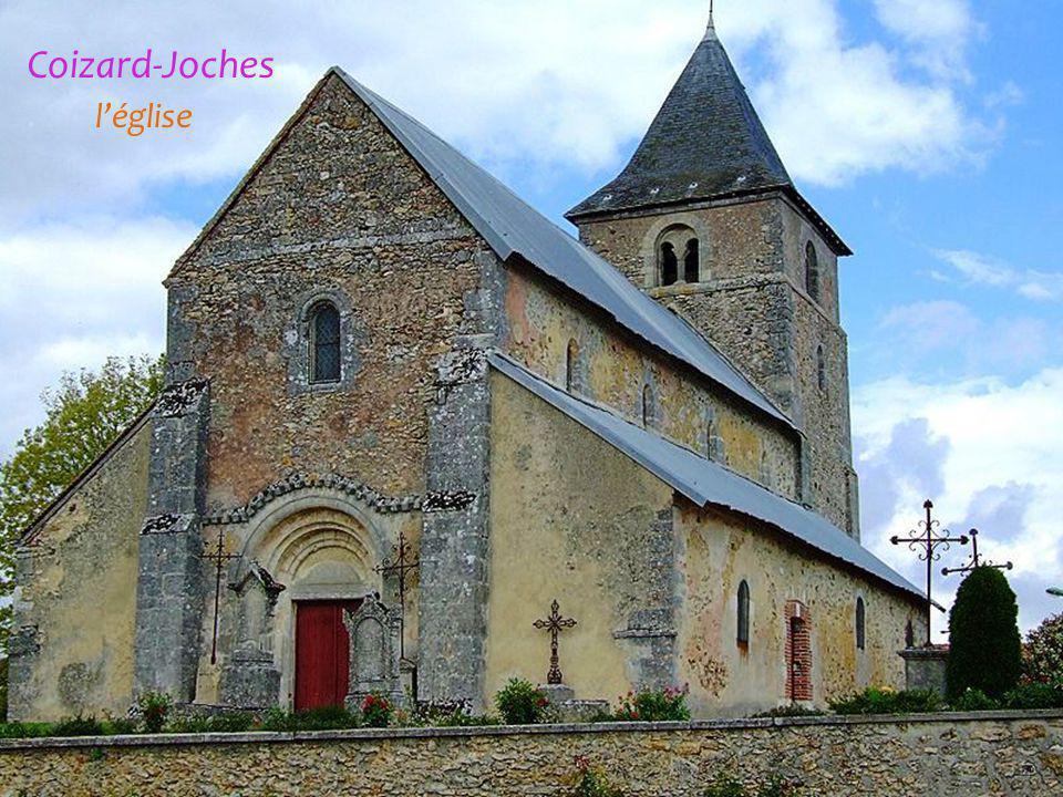Chaltrait église Notre-Dame-de-l'Assomption. du XVIe siècle
