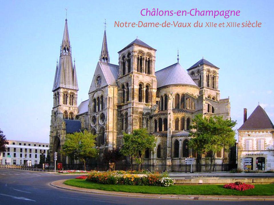 Châlons-en-Champagne L'Hôtel de Ville