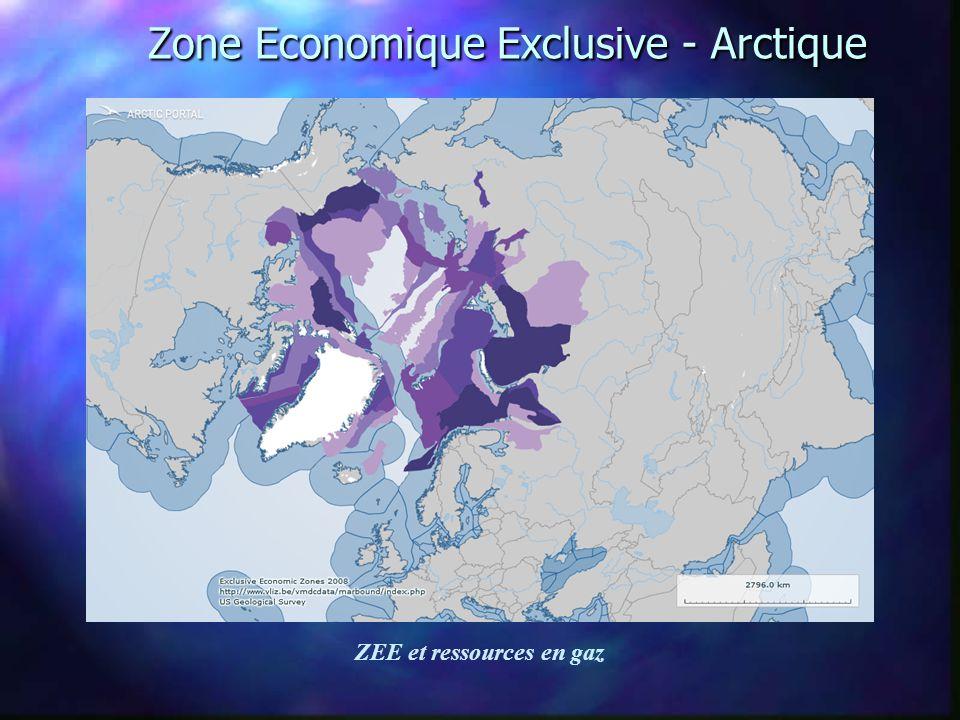 Zone Economique Exclusive - Arctique Zone Economique Exclusive - Arctique ZEE et pêche