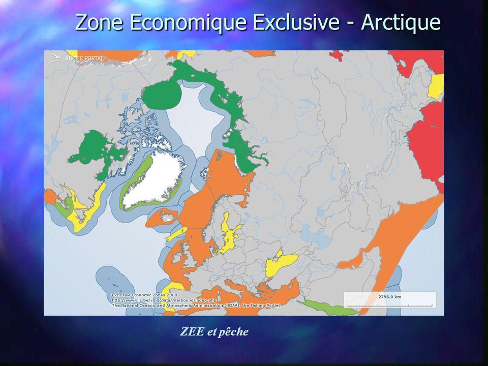 Zone Economique Exclusive de l'Europe Zone Economique Exclusive de l'Europe