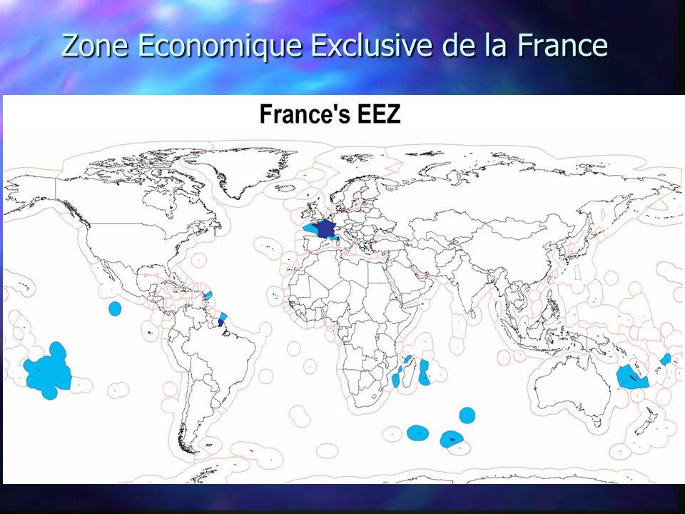 Archipel des Crozet Superficie (km²) 352 ZEE (km²) 560 000 % de la ZEE totale 5.2% Ilot aux Apôtres Ile de l'Est Ile de la Possession