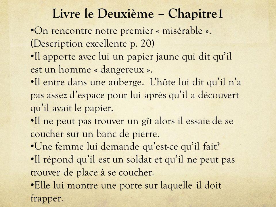 Livre Troisième – Chapitre 5 • Pendant que Cosette cherche de l'eau, elle a laissé tomber la pièce de quinze sous dans la fontaine.