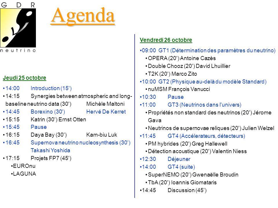 Introduction •Ao û t 2007: Décisions sur FP7.