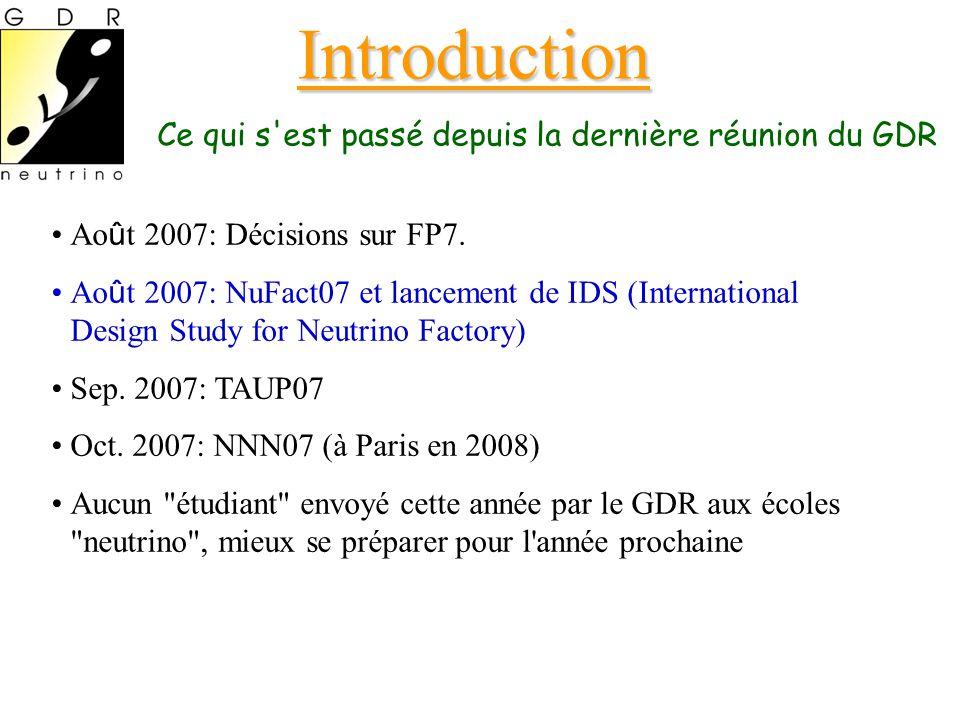 A faire absolument •Envoyez vos états de frais (présents et passés) à Françoise Tirmarche ( francoise.tirmarche@ires.in2p3.fr ) à Strasbourg avant le 15 Novembre, après ce sera trop tard (le CNRS récupérera tout ce qui reste…).