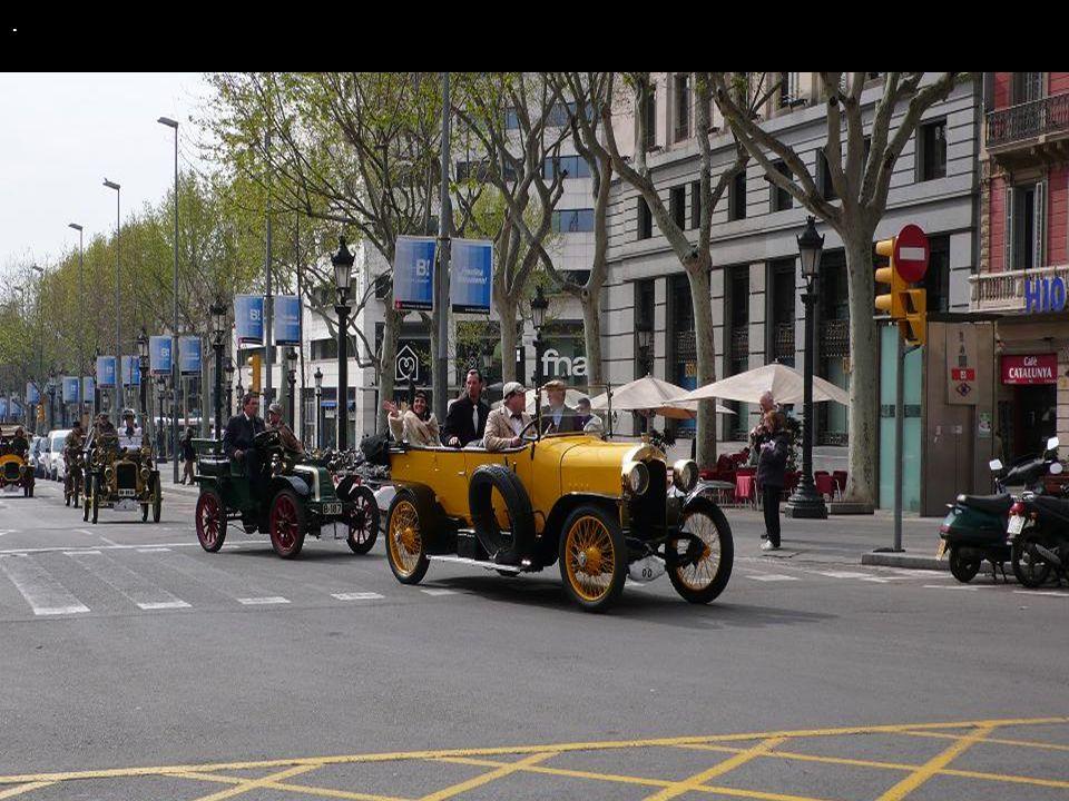 Il s'agit de réunir des véhicules d'origine construits entre 1900 et 1924.