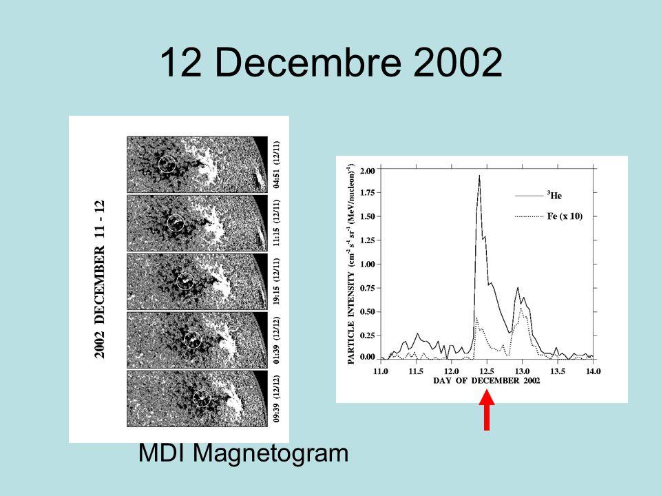 12 Decembre 2002 MDI Magnetogram
